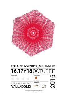 Cartel Millenium 2015 Valladolid